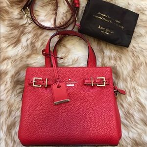 Kate Spade Holden Street Small Lanie Cherry Tomat